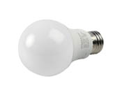MaxLite 14099801 E9A19D930/JA8 Dimmable 9W 3000K A19 LED Bulb, Enclosed Rated, JA8 Compliant