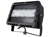 NaturaLED 7784 LED-FXFDL50/66/50K/BK Dimmable 50 Watt, 250-400 Watt Equivalent, 5000K LED Flood Light Fixture