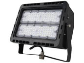 NaturaLED 7786 LED-FXFDL75/66/50K/BK Dimmable 75 Watt, 400 Watt Equivalent, 5000K LED Flood Light Fixture