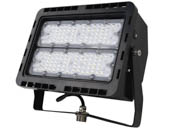 NaturaLED 7787 LED-FXFDL100/66/40K/BK Dimmable 100 Watt, 400-575 Watt Equivalent, 4000K LED Flood Light Fixture