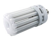 MaxLite 14099712 80HMX50 Maxlite 250 Watt Equivalent, 80 Watt 5000K LED Post Top/High Bay Retrofit Bulb, Ballast Bypass