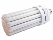 MaxLite 14099713 100HMX50 Maxlite 400 Watt Equivalent, 100 Watt 5000K LED Post Top/High Bay Retrofit Lamp, Ballast Bypass