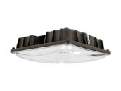 Value Brand MCP0540W27V50KD 40 Watt, 175 Watt MH Equivalent, 5000K LED Low-Profile Canopy Fixture