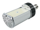 Light Efficient Design LED-8090M50-G4 110 Watt 5000K Wall Pack/Shoe Box LED Retrofit Lamp, Ballast Bypass