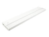 "American Lighting 3LC2-16-WH 3-Complete 10W Dimmable 3 Color Temperatures 2400K, 3000K or 4000K 120V 16"" LED Undercabinet Fixture - White"