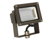 MaxLite 14098953 FLS15U50B/G2 Maxlite 150 Watt Quartz Halogen Equivalent, 15 Watt 5000K LED Flood Light Fixture
