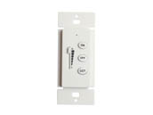 Superior Life 55398 Wall Remote For LED Spectra Panel Wireless Wall Remote For Color Adjustable Spectra LED Panel 55400 and 55402