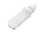 MaxLite 1408685 12PLG24QHLED35 Maxlite 12W 4 Pin Horizontal 3500K G24q LED Bulb, Uses Existing Ballast