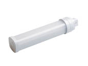 Green Creative 98402 8PLH/840/HYBM Non-Dimmable 8W Horizontal 2 or 4 Pin 4000K G24 LED Hybrid Bulb