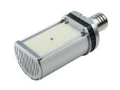 Light Efficient Design LED-8088M50-G4 50W 5000K Wallpack/Shoe Box Retrofit LED Bulb, Ballast Bypass