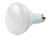Bulbrite 772824 LED13BR30/830/D Dimmable 13W 3000K BR30 LED Bulb, Enclosed Rated