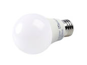 MaxLite 102611 E9A19NDV30RS Maxlite Non-Dimmable 9W 3000K A19 Rough Surface LED Bulb, Enclosed Fixture Rated
