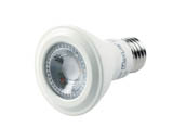 MaxLite 102647 7P20NDV50FL Maxlite Non-Dimmable 7W 5000K 40° PAR20 LED Bulb, Enclosed Fixture Rated