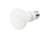MaxLite 102574 6R20DV27 Maxlite Dimmable 6 Watt 2700K R20 LED Bulb, Enclosed Fixture Rated