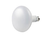 MaxLite 102631 13BR40DV50 Maxlite Dimmable 13 Watt 5000K BR40 LED Bulb, Enclosed Fixture Rated