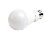 MaxLite 102579 E14A19NDV30 Maxlite Non-Dimmable 14W 3000K A19 LED Bulb, Enclosed Fixture Rated