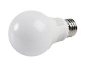 MaxLite 14099799 E5A19D930/JA8 Maxlite Dimmable 5W 3000K A19 LED Bulb, 92 CRI, JA8 Compliant, Enclosed Fixture Rated
