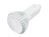 Green Creative 98250 17PLV/840/DIR Dimmable 17W 4 Pin G24q Base Vertical 4000K LED Bulb, Ballast Compatible