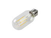 Halco Lighting 85073 T14CL4ANT/827/LED2 Halco Dimmable 4.5W 2700K T14 Filament LED Bulb
