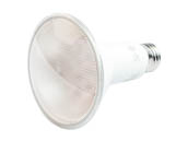 TCP LD13P30D2530KNFLCQ 13W Dimmable 3000K 25° 90 CRI PAR30L LED Bulb, JA8 Compliant, Wet Rated