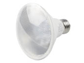 TCP LD13P30SD2530KNFLCQ 13W Dimmable 3000K 25° PAR30S LED Bulb, 90 CRI, JA8 Compliant, Wet Rated