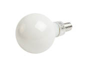 TCP FG16D4022KE12W Dimmable 4W 2200K G-16 Filament LED Bulb, Enclosed Rated