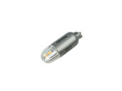 Philips Lighting 463455 2T5/LED/830/ND/12V 6/2BC Philips Non-Dimmable 2W 12V 3000K T5 Wedge LED Bulb, Title 20 Compliant