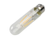 Bulbrite 776892 LED5T9/30K/FIL/3 Dimmable 5W 3000K T9 Filament LED Bulb, Enclosed Fixture and Wet Rated