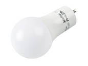Halco Lighting 83183 A19FR9/850/OMNI2/GU24/LED Halco Non-Dimmable 9W 5000K A19 LED Bulb, GU24 Base, Enclosed Fixture Rated