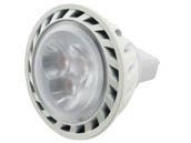 Brilliance LED MR16-4-ECO-5700-30 Brilliance Dimmable 4W 8V-25V 5700K 30 Degree MR16 LED Bulb, Enclosed Rated