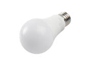 Green Creative 98564 9A19/940/277V Non-Dimmable 9 Watt, 120-277 Volt 90 CRI 4000K A-19 LED Bulb, Title 20 Compliant, Enclosed Fixture Rated