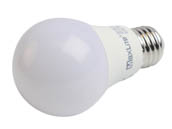 MaxLite 102607 E9A19NDV50 Maxlite Non-Dimmable 9W 5000K A19 LED Bulb, Enclosed Rated