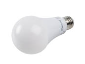 MaxLite 102730 21A21ND30 Maxlite Non-Dimmable 21W 3000K 120-277V A21 LED Bulb