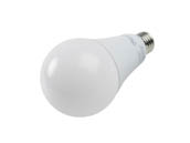 MaxLite 102726 26A23ND30 Maxlite Non-Dimmable 26W 3000K 120-277V A23 LED Bulb