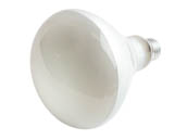 Philips Lighting 533604 65BR/FL60/LL 120V Philips 65W 120V BR40 Frosted Long Life Reflector Flood E26 Base