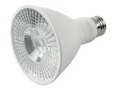 90+ Lighting SE-350.013 Dimmable 10 Watt 2700K 40 Degree 92 CRI PAR30L LED Bulb, JA8 Compliant, Enclosed Rated
