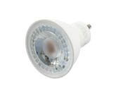 90+ Lighting SE-350.005 Dimmable 7W 2700K 40 Degree 92 CRI MR16 LED Bulb, GU10 Base, JA8 Compliant, Enclosed Rated