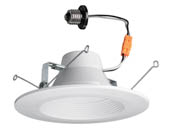 "ETi Solid State Lighting 53801102 DL-6-11-907-SV-D ETI Dimmable Color & Lumen Selectable 6"" LED Recessed Downlight Retrofit"