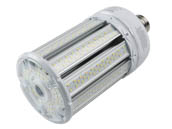 Satco Products, Inc. S39397 120W/LED/HID/5000K/100-277V/EX39 Satco 120 Watt 5000K LED Post Top Retrofit Lamp, Ballast Bypass