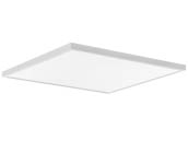 Lithonia Lighting 250E4S CPANL 2X2 24/33/44LM 35K M4 Lithonia Contractor Select CPANL Dimmable 2x2 Adjustable Lumen LED Flat Panel, 3500K