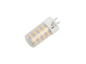 EmeryAllen EA-GY6.35-5.0W-001-409F-D Dimmable 5W 12V 4000K 90 CRI JC LED Bulb, GY6.35 Base, Enclosed Fixture Rated