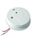 Kidde P12040 21006371 P12040 Photoelectric Smoke Alarm with Battery Backup, 120VAC
