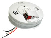 Kidde KN-COPE-IC 900-0213 FireX AC Wire-in Combination Carbon Monoxide & Photoelectric Smoke Alarm