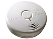 Kidde P3010L 21010164 Photoelectric Living Area Smoke Alarm With 10-Year Sealed Lithium Battery