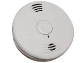 Kidde P3010CU 21026065 Combination Smoke and CO Alarm with Sealed-In 10 Year Battery and Voice Warning