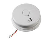 Kidde i12010S 21010407-A Worry-Free Hardwired Interconnect Smoke Alarm Sealed Lithium Battery Backup