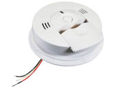 Kidde KN-COSM-IBA 21006377-N Hardwired Combination Smoke & CO Alarm with Ionization/Electrochemical Sensor