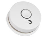 Kidde P4010DCSCO-W 21027680 Wire-Free Interconnected Combination Smoke and CO Alarm With 10-Year Sealed Battery