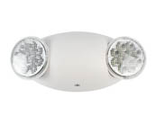MaxLite 14101481 EML-2HWHORC Maxlite High Output LED Emergency Fixture with Battery Backup, Remote Head Capable