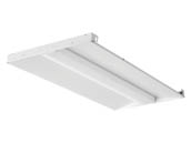 Lithonia Lighting 2515TL BLC 2X4 5000LM 35K Lithonia Contractor Select BLC Dimmable 2x4 LED Center Basket, 3500K